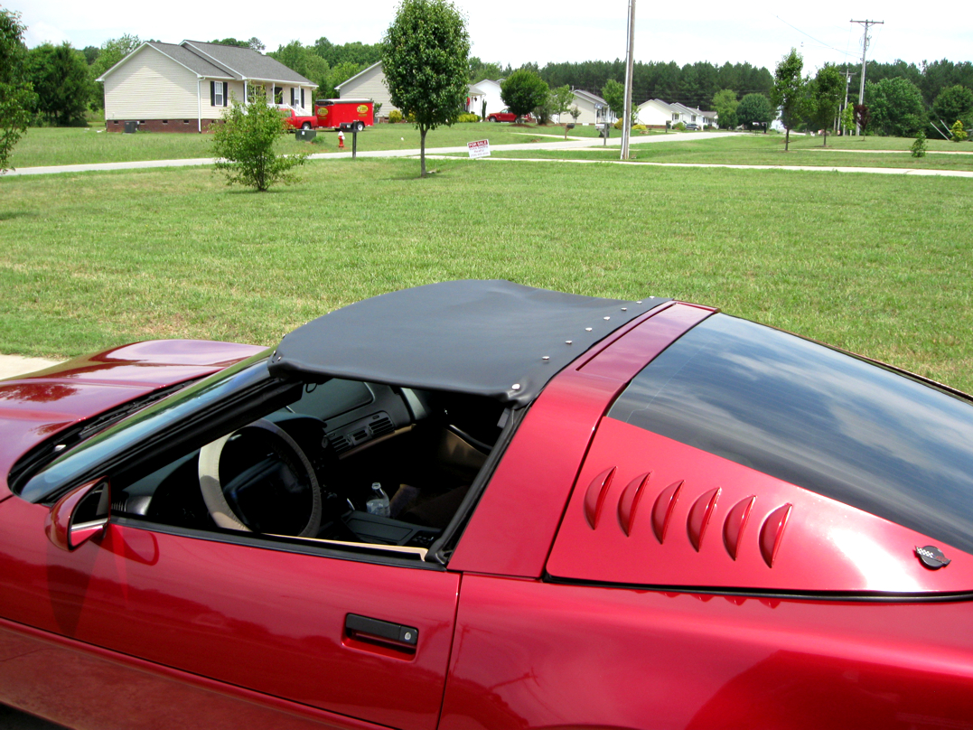 c4 corvette convertible top replacement just top this. Black Bedroom Furniture Sets. Home Design Ideas